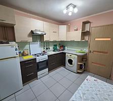 Apartament cu 2 odai in sectorul Ciocana, str. Petru Zadnipru. ...