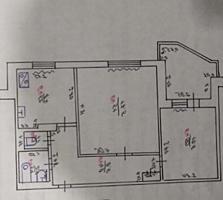 Продам 2х комнатную квартиру по ул, Вальченко 45