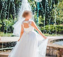 Продам свадебное платье цвета Айвори - айвори роз