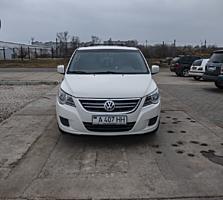 Volkswagen Routan метан (Usauto).