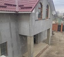 Новый дом в Суклее, серый вариант