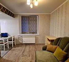 Apartament cu 2 camere, euroreparație, bloc din cotileț, G. Asachi