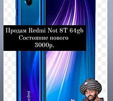 Продам Сяоми Redmi Not 8T 64gb