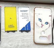 LG G5 / 3 батареи / 4 чехла / защитное стекло / быстрая зарядка + SD