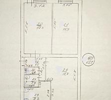 Трехкомнатная квартира 68 м., ул. Гвардейская дом 2, 18000$