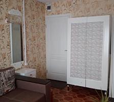 1 комната в блоке с мебелью и техникой. Готова для проживания новых