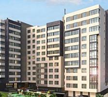 Spre vinzare apartament cu 3 odai + living inntr-un bloc nou. ...
