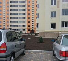 Продается квартира в новострое 38 м², серый вариант