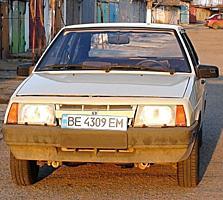 Продаю экспортный автомобиль ВАЗ-2109 1989г. с пробегом в 76 693 км