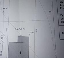 Продам участок Совхоз-Гиска г. Бендеры под постройку нового дома.