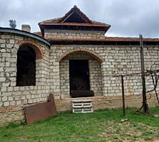 Продаем недостроенный дом в с. Суклее у Днестра