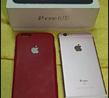 Айфон 6S, 64Gb, Rose Gold. Редми Note 8 PRO, 6/64 Gb. Шик. Бампер Айф.