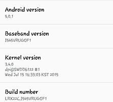 Samsung Galaxy S4. CDMA/GSM