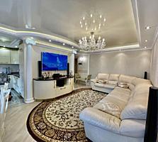 Продажа классной 4х комнатной квартиры в Центре. Ремонт, мебель...