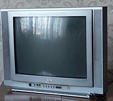 СРОЧНО продам телевизор JVC, есть пульт, хорошее состояние, вайбер