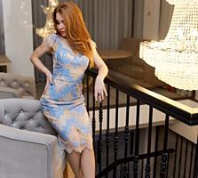 Дизайнерское брендовое платье! 85$ Без торга