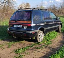 Mitsubishi Space Wagon дизель 1.9л мех Space Wagon (N3_W, N4_W)