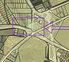 Se vinde teren pentru construcții la intersecția principalelor ...
