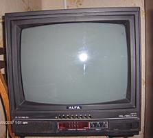 Телевизор АЛЬФА с Корейским кинескопом TC-485 DV за 500 лей