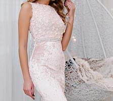 Нежное, очень красивое платье! Новое!