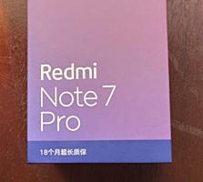 Сяоми Redmi note 7 Pro память 6Гб 128Гб Новый в упаковке
