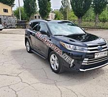Toyota Highlander 2014 г., возможен обмен