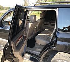 Продам Lexus LX470, газ-бензин, переоформление-без проблем.