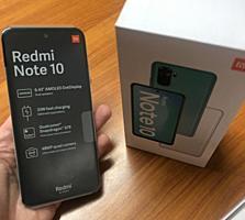 Продам новый смартфон Redmi note 10