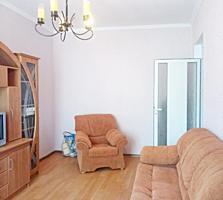 Центр. 2-комнатная квартира с ремонтом