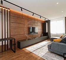 Apartament ultra-modern, cu design individual și complet mobilat / ...