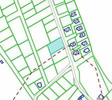 Spre vinzare se ofera teren pentru constructii in comuna Durlesti. - .