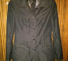 Куртка-плащ женский
