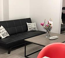 Vinzare!!! Ciocana - 1 cameră + living, bloc nou