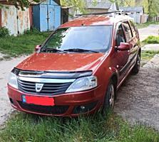 Продам Dacia Logan mcv 2009