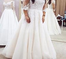 Продам свадебное платье сшито на заказ