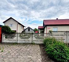 1,5 эт новый дом в Бричанах. Евроремонт!
