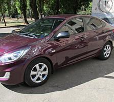 Продам официальный автомобиль Hyundai Accent!