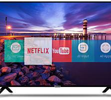 4K телевизор Hisense H43A7100F
