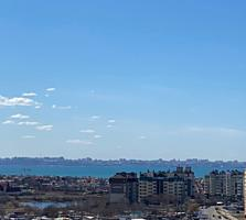 2к квартира с прямым видом моря!