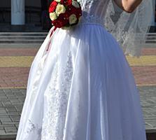 Продается свадебное платье!!