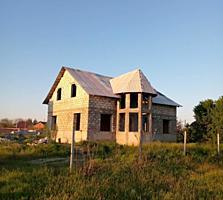 Дом недостроенный с. Терновка рядом с Днестром.