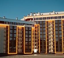 Spre vinzare apartament cu 1 odai intr-un bloc nou de elita. Imobilul