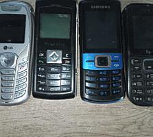 GSM и CDMA телефоны