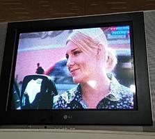 """Телевизор LG 21""""(54 см) Рабочий. Доставка бесплатно!"""