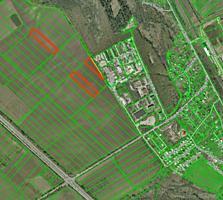 Участки агроиндустриал и с/х. Дачия-Мetro2- Н. Бачойская, Аэропорт.