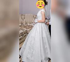 Красивое свадебное платье недорого!!!
