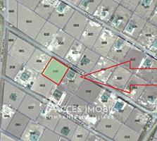 Spre vânzare lot de teren situat în Cruzești, str. Sfînta Treime, 8km