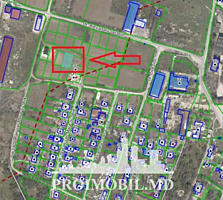 Spre vînzare se oferă teren pentru construcții, situat la Ciorescu, ..