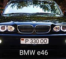 BMW e46 xdrive 3-л турбодизель!