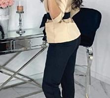 Новый женский брючный костюм, размер 46. 300 рублей